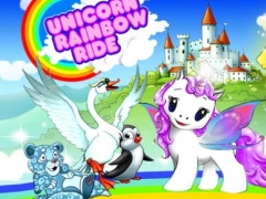 Unicorn Rainbow Ride 1.1.02 Screenshot