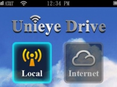 Unieye Drive 1.8.15 Screenshot