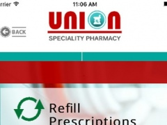 Union Pharmacy App 1.0 Screenshot