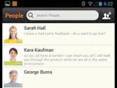 Unison Instant Messenger 2.22.1.1 Screenshot