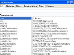 Unit Converter 1.1.0 Screenshot