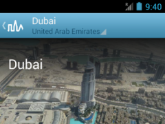 United Arab Emirates Triposo 4.5.7 Screenshot
