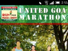 United Goa Marathon 4.4.1 Screenshot