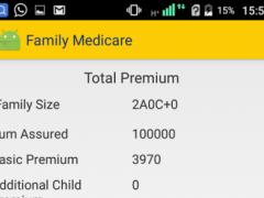 United India Insurance calcula 1.6 Screenshot