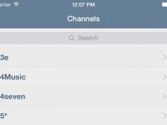 United Kingdom's Television 1.8.5 Screenshot