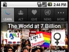 United Nations Foundation 1.0 Screenshot