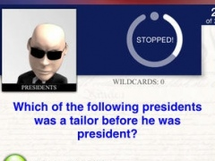 United States History Expert: Trivia Challenge. Measuring Your Knowledge. 1.3 Screenshot