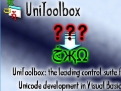 UniToolbox 2.0 Screenshot