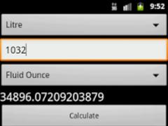 Units Converter 1.3 Screenshot