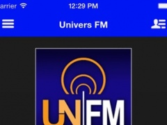Univers FM 3.7.5 Screenshot