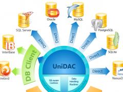 Universal Data Access Components 7.0 Screenshot