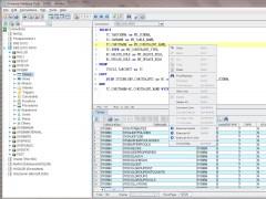 Universal Database Tools - DtSQL 6.7.1 Screenshot