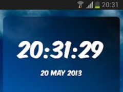Universidad Católica Clock 3.10 Screenshot