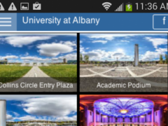 University at Albany 3.0.0.0 Screenshot