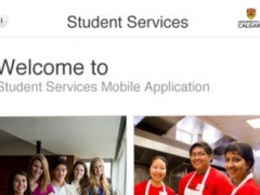 University of Calgary - Student Services 1.1 Screenshot