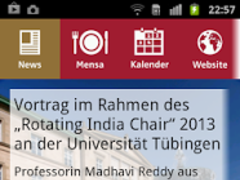 University of Tübingen 13.08 Screenshot