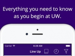 University of Washington New Huskies 1.9.0 Screenshot