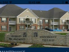 University Park Apartments 1.7.1 Screenshot