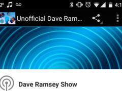 Unofficial Dave Ramsey Show 1.0 Screenshot