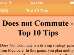 Unofficial Guide to Does Not Commute 1.1 Screenshot