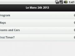 Unofficial LeMans 24h (no ads) 2.0.0 Screenshot