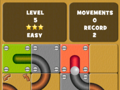 Unroll Ball Standard Edition 1.0.20 Screenshot