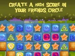Unscramble Candy Puzzle : Take Down Operation Match Puzzle 1.0 Screenshot