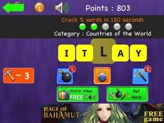 Unscramble Jumbled Words Games 2.7 Screenshot