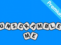 UnScramble Me 2.1 Screenshot