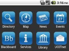 UOIT Mobile 4.0 Screenshot