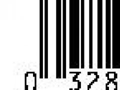 UPC EAN Barcode Font 4.1 Screenshot