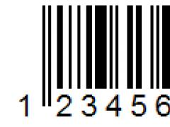 UPC/EAN Font 3.0.1 Screenshot