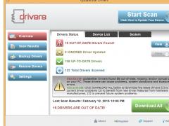 UpdateStar Drivers 9.0 Screenshot