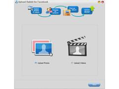 Upload Rabbit for Facebook 2.1.9.8 Screenshot