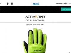 Upstream O&G Glove Selector 1.4 Screenshot