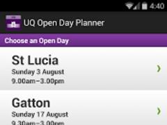 UQ Open Day 1.0.3 Screenshot