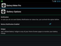 URSafe Battery Meter PRO 2.7.140305 Screenshot