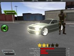 US Army Car Driving Extreme 3 Screenshot