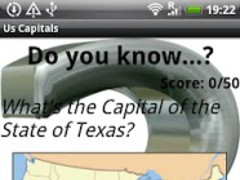 US Capitals Game! 3.0 Screenshot