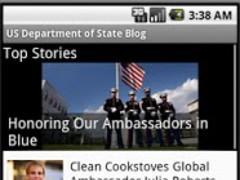 US Department of State Blog 0.2.5 Screenshot