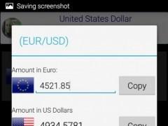 US Dollar World Exchange 2.0.2 Screenshot