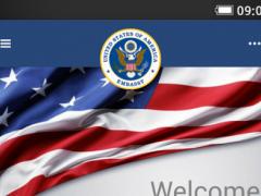 US Embassy Poland Mobile 1.7.1 Screenshot