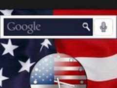 US Flag Theme 1.0.3 Screenshot