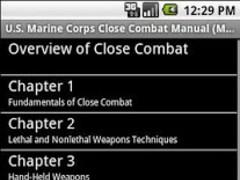 US MARINES Close Combat Guide 1.0 Screenshot