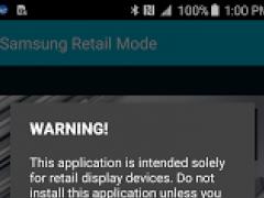 Samsung Retail Mode 2019 Apk