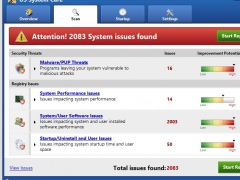 US-SystemCare 2.1 Screenshot