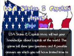 USA capitals trivia 1.23 Screenshot