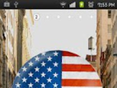 USA Flag 3D 1.3 Screenshot