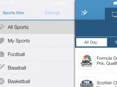 USA Live Sport TV Guide 1.1 Screenshot