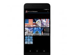 USA Live Wallpapers 1.0 Screenshot